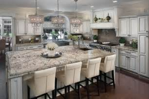 Kitchen Island Bar Height delicatus granite a unique and bold counter top choice