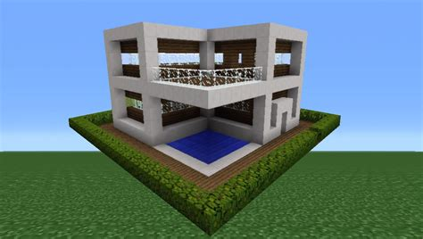 how do you build a house minecraft tutorial how to make a quartz house 8 youtube