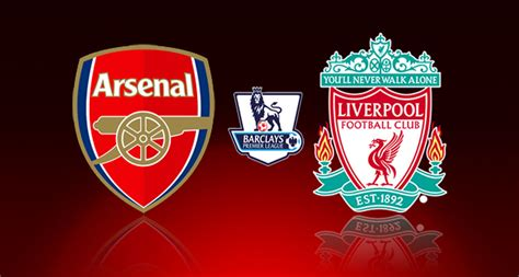 an arsenalliverpool top of the table clash refreshing for