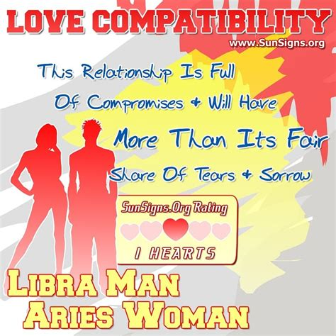 aries man libra woman in bed libra man and aries woman love compatibility sun signs
