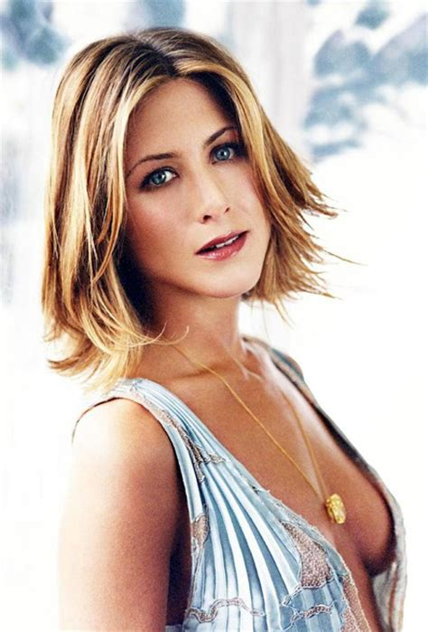 jennifer aniston mid length hair   My New Hair