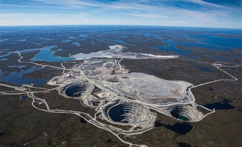 northwest territory pit west territories expecting continued grow mining