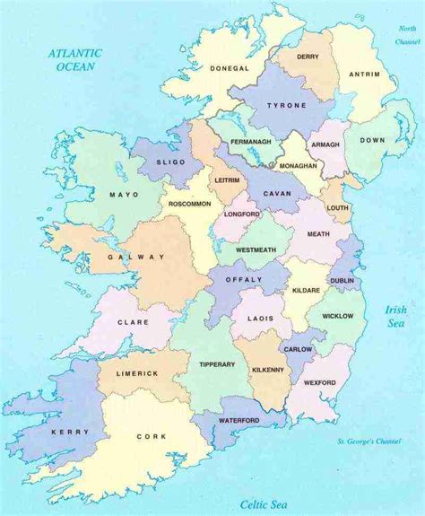 printable route planner ireland ireland vacation planning tips tools ireland vacation