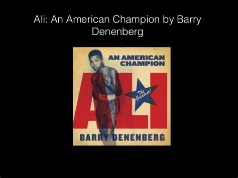 An American Barry Denenberg Fact Reality New Nf For From 2014 Njasl Conference P