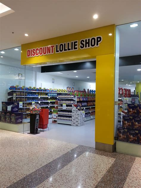 7 Affordable To Shop At by Discount Lollie Shop At Westfield Gate Melbourne