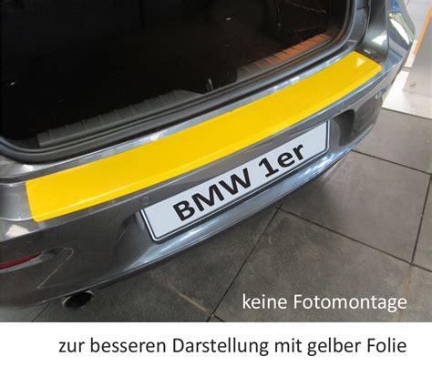 Bmw 1er F20 Folieren by F 252 R Bmw 1er F20 F21 Ab Facelift 2015 Ladekantenschutz