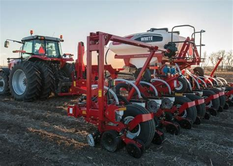 White Corn Planters by White Planters Introduces 9000 Series With All New 12 Row