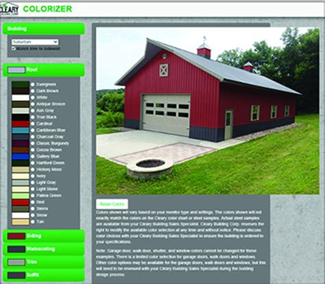 color visualizer news cleary building corp