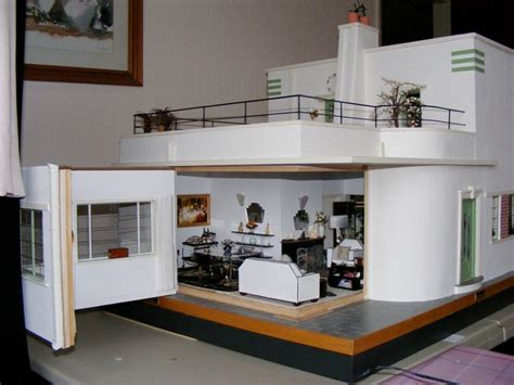art deco dolls house furniture 17 best images about miniatures on pinterest miniature vintage dollhouse and modern