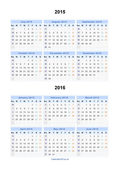 calendar 2016 only printable yearly 6 best images of free printable yearly calendar 2018 only