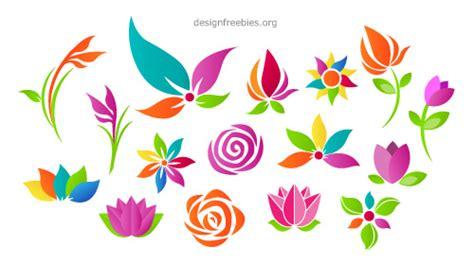 free logo templates vector free vector floral logo design templates designfreebies