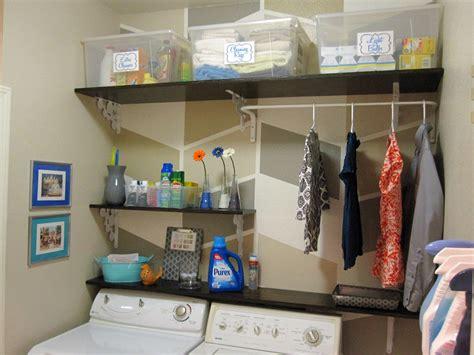 Laundry Closet Organizer by Organize Laundry Room