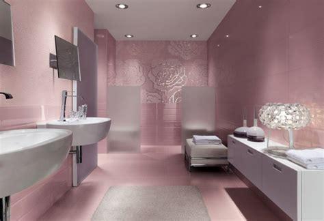 pink bathroom ideas for girls 2012 home interior design d 233 coration de salle de bain 224 chacune sa couleur blog