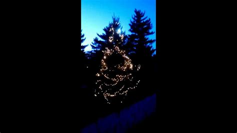 uses for strobe lights for christmas strobe lights tree