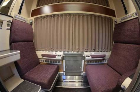 Amtrak Routes With Sleeper Cars by A Preview Look At Amtrak S New Viewliner Sleeping Cars