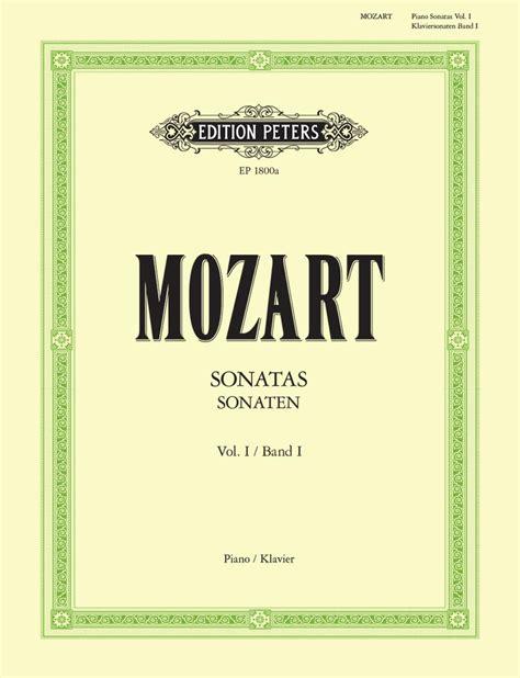0014008122 sonaten fuer klavier band sonaten f 252 r klavier band 1 edition peters