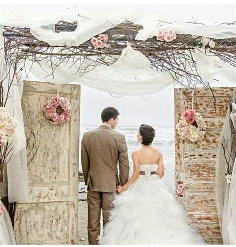 Backyard Wedding Ceremony Ideas 161 Mi Boda Shabby Chic Hechizo De Boda