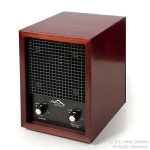 comfort demo ozone generator air purifier odor remover ionizer ebay