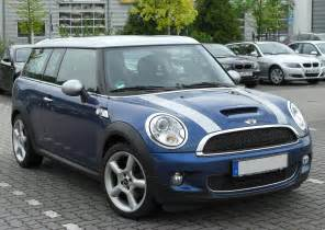 Mini Clubman Interior Dimensions File Mini Cooper S Clubman Facelift Front 20100508 Jpg