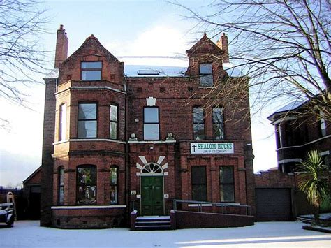 shalom house aci north east holds first meeting at shalom house belfast 6th dec 2014