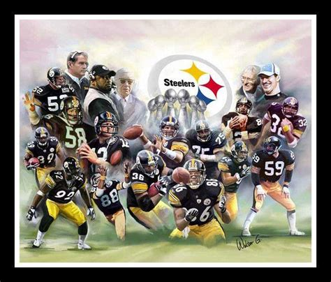 steele curtain the steel curtain pittsburgh steelers by wishum gregory
