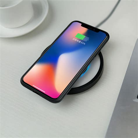 nillkin magic qi wireless charger for apple iphone xs iphone x
