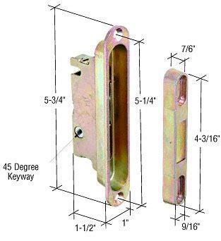 Patio Door Lock Repairs by Sliding Glass Door Locks Can Be Replaced Heres How