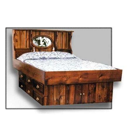 waterbed headboards hardside waterbed crestwood bookcase headboard free