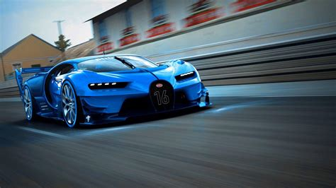 modified bugatti bugatti vision gran turismo in the flesh primed for gt6