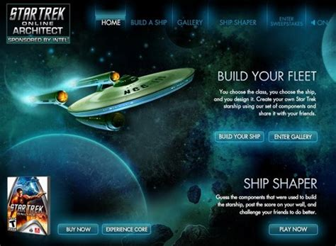 build your online atari luanches star trek online architect ship building