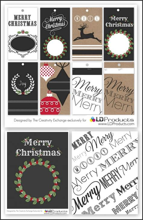 chalk paint you can write on free printable tags wrapping paper and sign