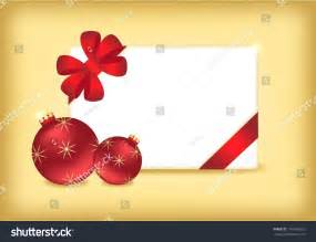 balls blank invitation card stock vector 161695832
