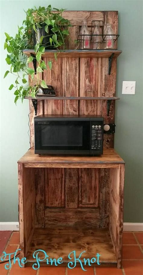 25  best ideas about Microwave Stand on Pinterest   Home