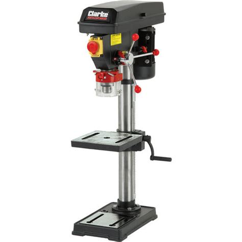bench drill press reviews clarke cdp152b bench mounted drill press 230v machine