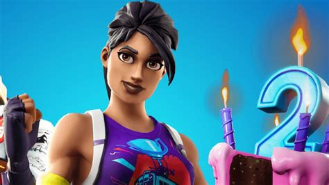 fortnite birthday event  world cup finals happening