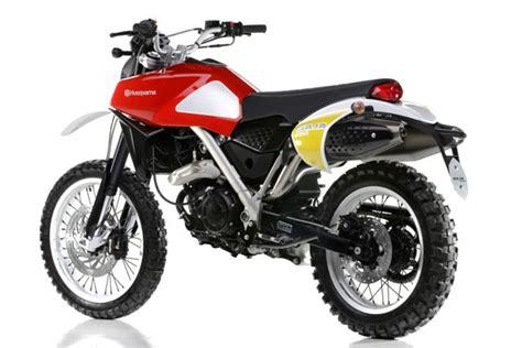 Husqvarna Motorrad Merchandise by Husqvarna Concept Baja Super7moto