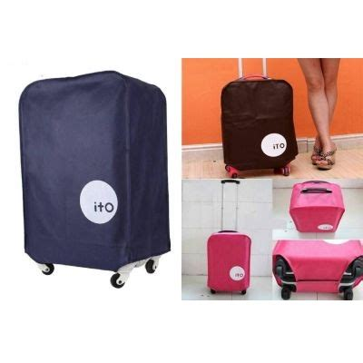 Special Luggage Cover Cover Pelindung Koper Ito 26 Z203 ito luggage cover penutup dan pelindung koper cover koper 20 quot 22 quot 24 quot 26 quot dan 28 quot elevenia