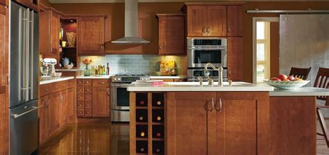 Maple Industries Kitchens by Thomasville Cabinetry Is Most Recommended By