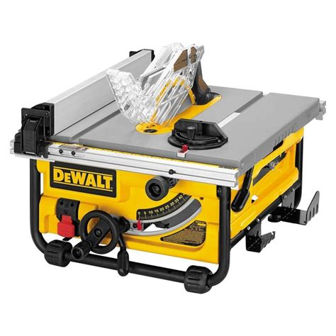 Dewalt Table Saw by Dewalt 1850w 254mm Table Saw Bunnings Warehouse