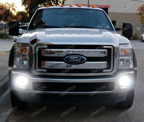 ford f 250 led fog lights ford f250 f350 f450 super duty 80w high power led fog