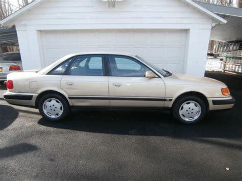 audi four door sedan 1993 audi 100s 4 door sedan v6 automatic