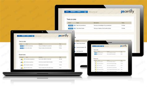 design web application ui pscertify web application ui design and coding