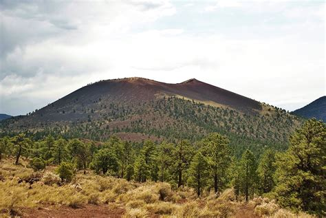 monument national de sunset crater volcano wikivoyage