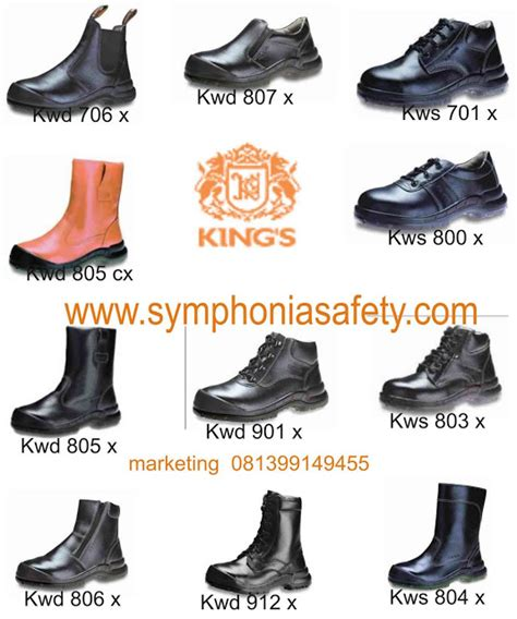 Sepatu Safety King S Kws701 by Sepatu Safety Katalog Safety Shoe Catalog