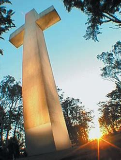 mt davidson easter sunrise service