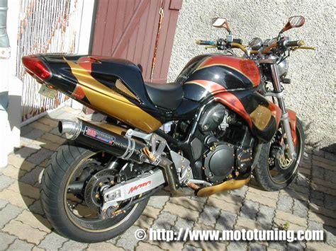 Suzuki Bandit 1200 Tuning Crashoverlord Moto Tuning