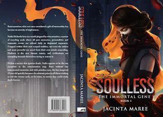 pandora outbreak books soulless the immortal gene book 1 by jacinta maree