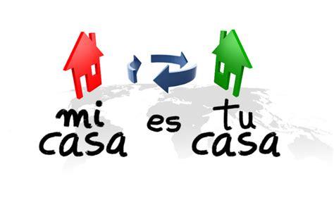 intercambio de casas tipos de alojamiento al viajar intercambio de casa lo