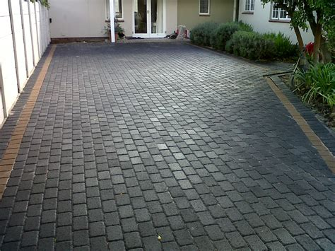driveway paving johannesburg by the specialists