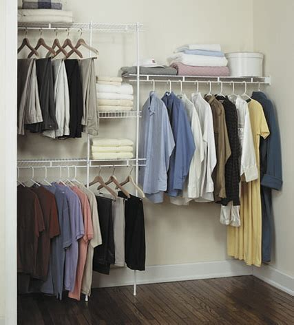 Closet Organizer Rubbermaid by Affordable Rubbermaid Closet Organizer Solution